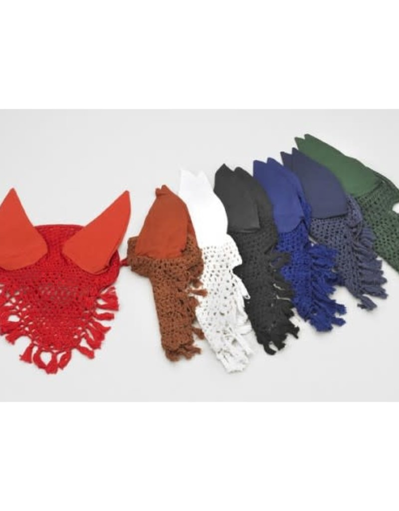 Centaur EQ Crochet Ear Net