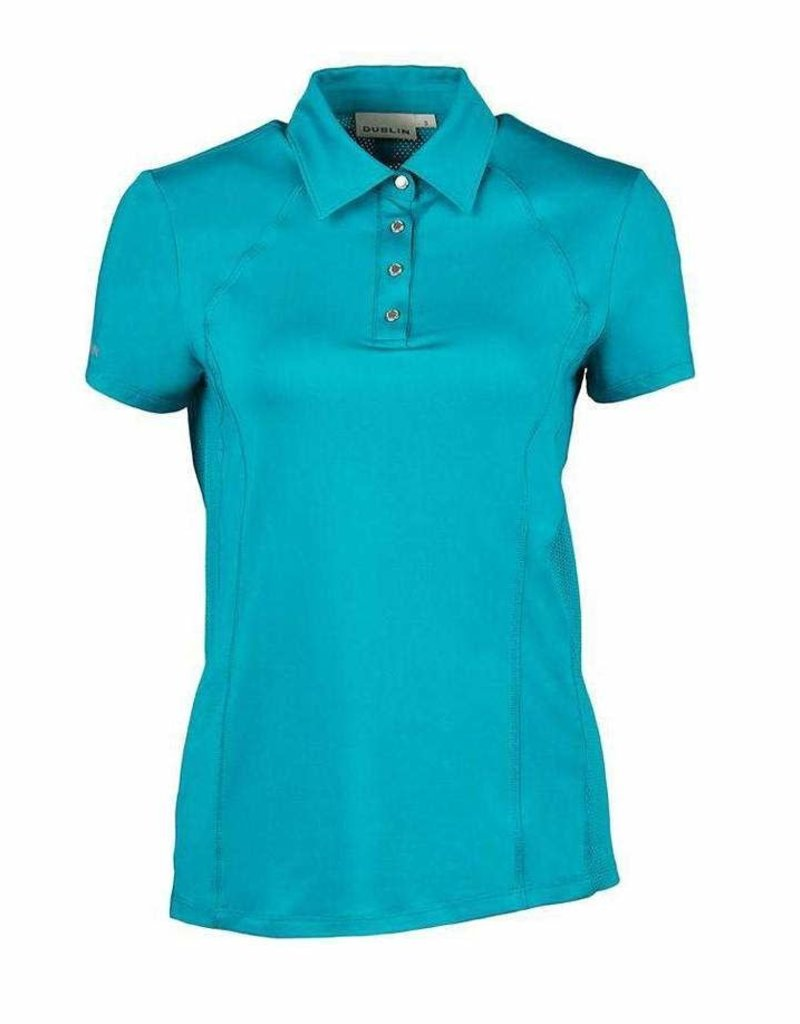 Dublin Kelly Short Sleeve Polo