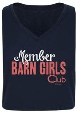t shirt Member Barn Girls Club