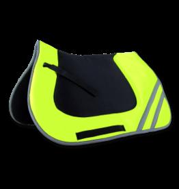 Saddle Pad Reflex Neon A/P