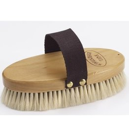 Equi-Essentials Equi Woodback Body Goat hair Brush