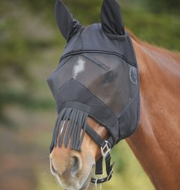 Fly Mask W/Fringe Waldhausen