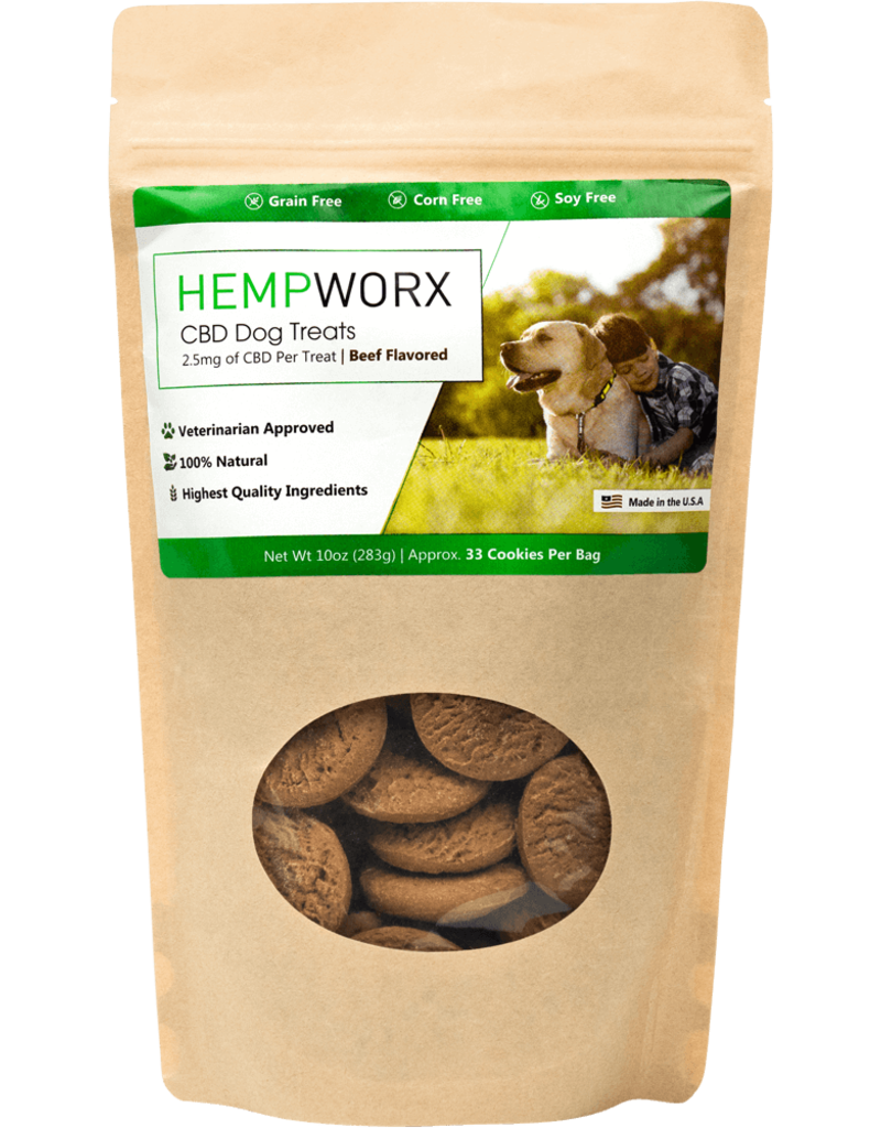 Hempworx CBD Dog Treats