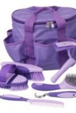 Great Grips 6 Piece Brush Set With Bag