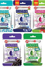 Grenades Explosively Strong Gum 5 piece pk