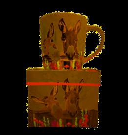 Boxed Mug - Burro/Donkey