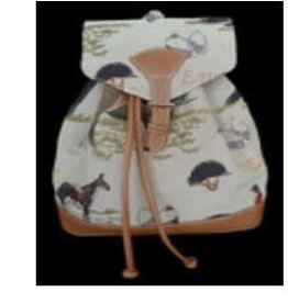 Backpack Tapestry Horse