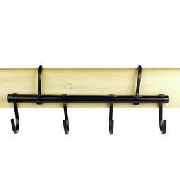 Portable Tack Bar- 4 hooks