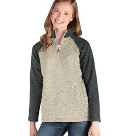 Quarter Zip Fleece Color  Block
