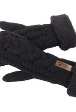 catgo Catago Knitted Mittens