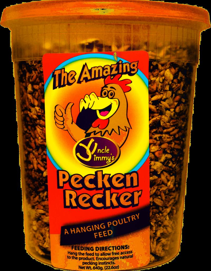 Uncle Jimmy's Pecken Recker