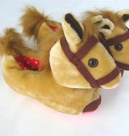 Princess Horsey Slippers
