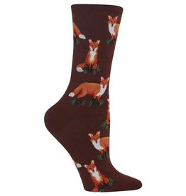 Socks - Fox tan adult