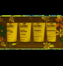 Naked Bee Travel Gift Set