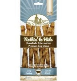 Nothing To Hide Rawhide Alternative Dog Chews