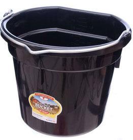 Little Giant Plastic 20qt Flatback Bucket