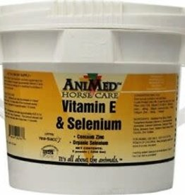 Animed Vitamin E and Selenium 6lbs