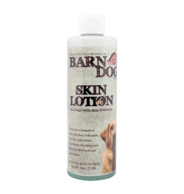 Barn Dog Skin Lotion 16oz