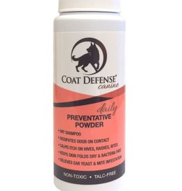 Coat Defense Canine Powder6oz