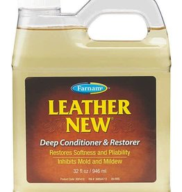 Leather New Restorer & Deep Conditioner 32oz