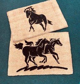 WALDHAUSEN Door mat Coco Horse