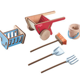Play Set Horse Care Haba