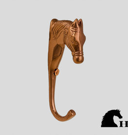 HOOK HORSE HEAD COPPER
