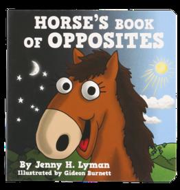 Horses Book of Opposites