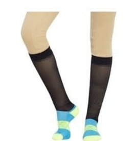 Tuff Rider EcoCool Ventilated Riding Sock