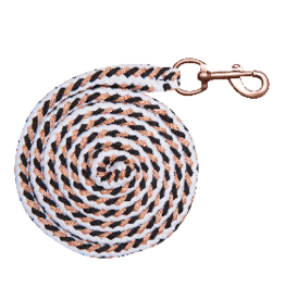 ROSÉ SHINE Lead Rope - Snap Hook