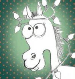 Christmas Card Get Lit/Horse Lights