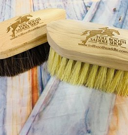 Horse Fare Brushes - Toll Booth Logo