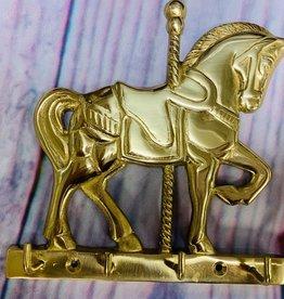 Horse Fare CAROUSEL HOOKS HORSE FARE KEY H