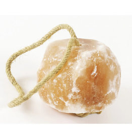 HIMALAYAN ROCK SALT W/ ROPE 4.4