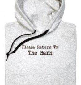 Stirrups Please return to the Barn - Adult