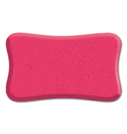 WALDHAUSEN Sponge Rectangle Pink