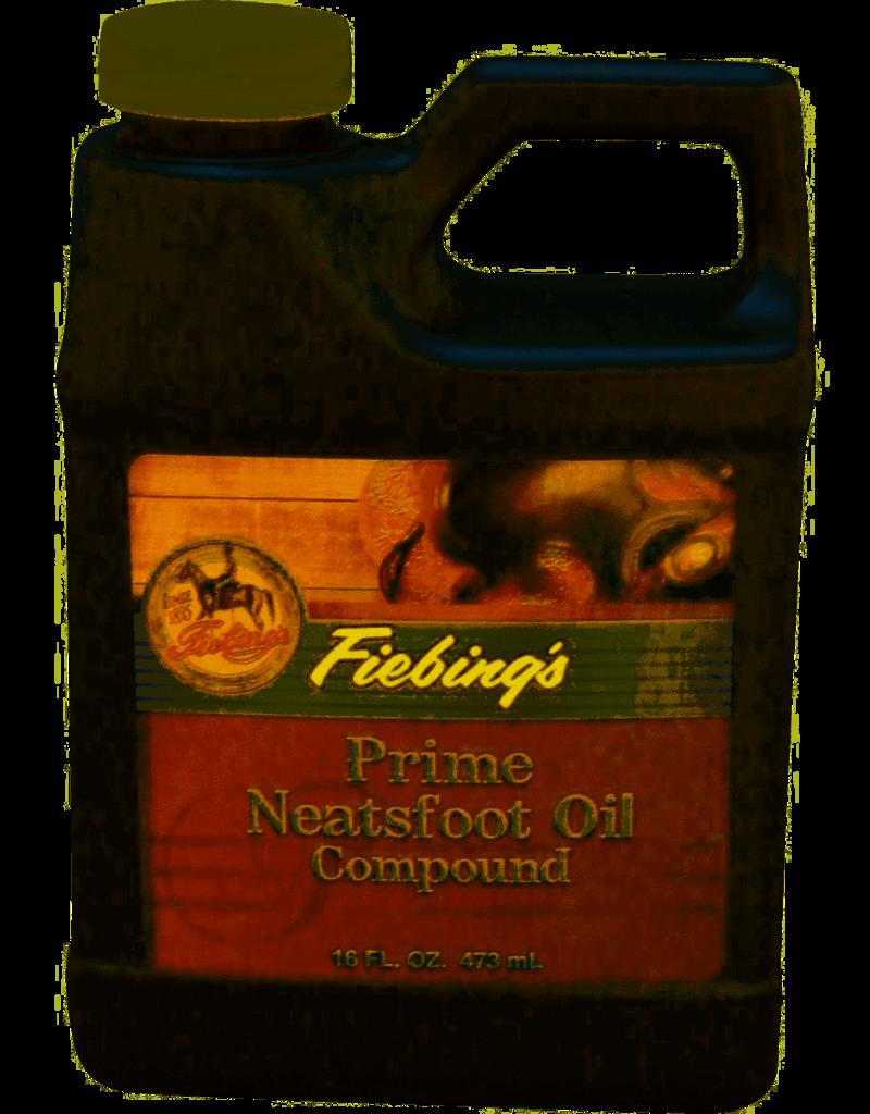 NEATSFOOT OIL 16 OZ FIEBINGS