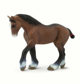 Safari Clydesdale Mare Toy