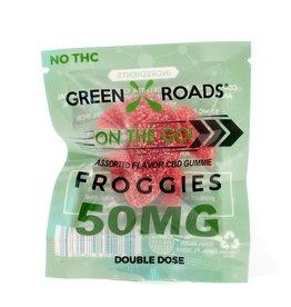 CBD Froggie Gummies 50mg