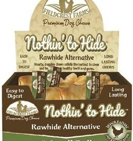 Nothing To Hide Rawhide Alternative Small Chicken
