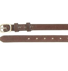 Ladies Spur Straps Brown Kincade