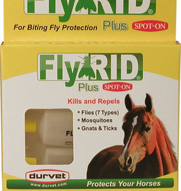 FLY RID PLUS SPOT-ON 3 PACK