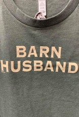 Stirrups Barn Husband Tee - Adult