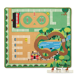 Melissa & Doug Melissa & Doug Round the Ranch Play Rug