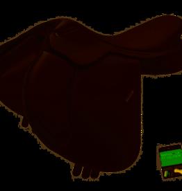 """WINTEC 500 Jump Saddle CAIR 17"""""""