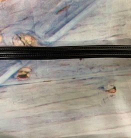 Browband Raised Leather Full Size