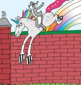 Card Unicorn/Puissance Birthday