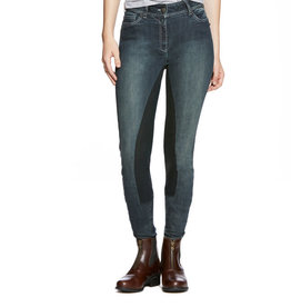 Ariat Whipstitch Denim Full Seat Breech