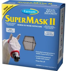 Farnam SuperMask II  Fly Mask w/ ears