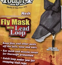 Tough 1 Flt Mask w/ nose and lead loop
